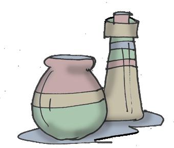 Ceramics near your accommodation at Amore B&B