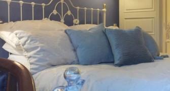 Blue Delph Room